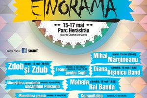 Afis ETNORAMA